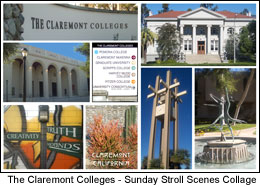 Postcard The Claremont Colleges